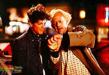 Footage of Eric Stoltz as Marty McFly to finally show up on Back to the Future Blu-ray