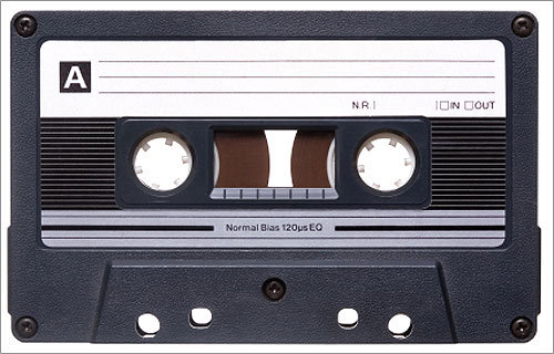 Cassette Tape Invitations as awesome invitations template