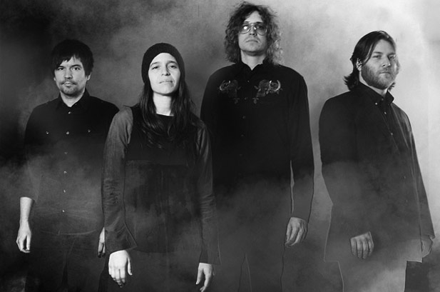The Besnard Lakes is getekend door Jagjaguwar in 2017