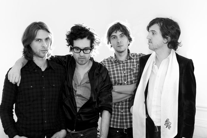 Phoenix Get Into the Christmas Spirit With North American Radio Tour