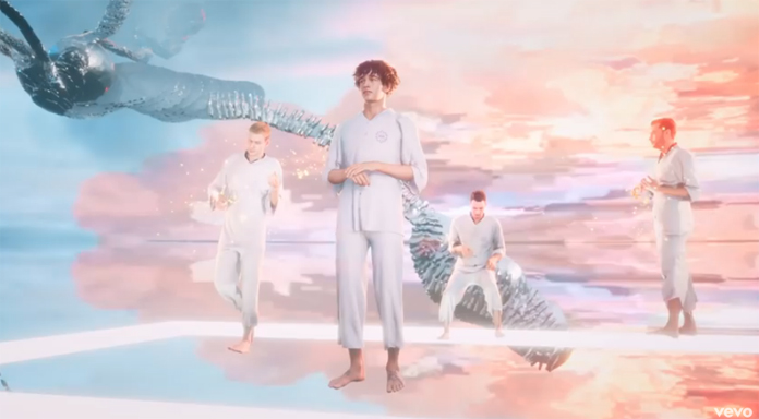 """The 1975 Share Video for New Single """"The Birthday Party"""""""