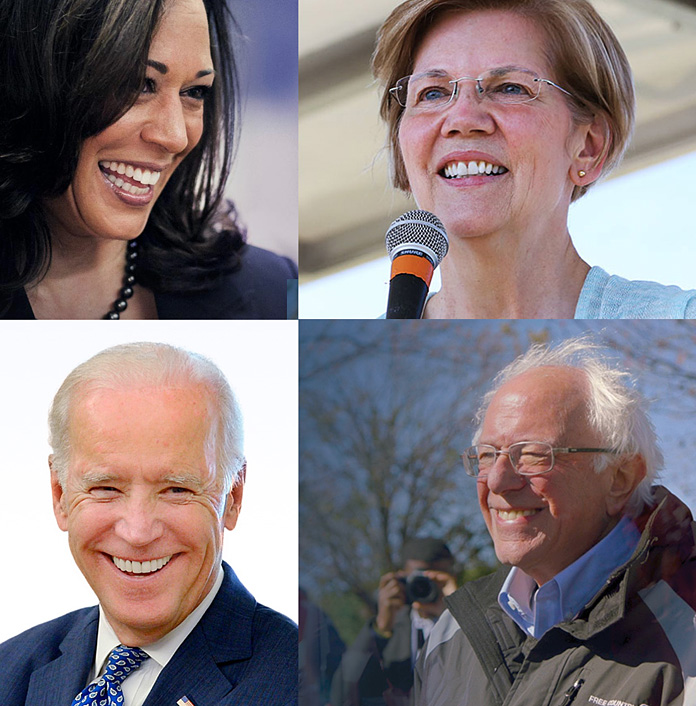 Passion and the 2020 Democratic Primaries or The road to hell is paved with good intentions
