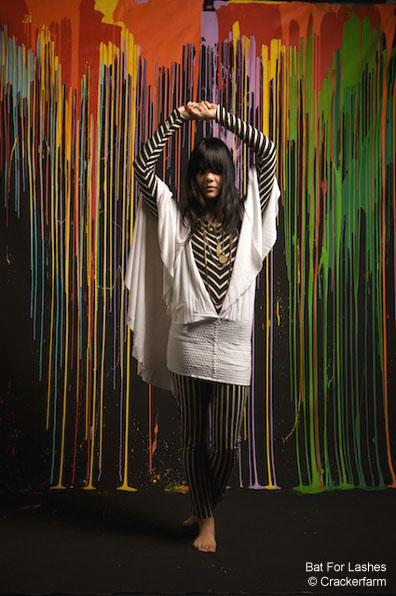 Bat For Lashes, Florence and the Machine, Friendly Fires, etc. Nominated for The Mercury Prize