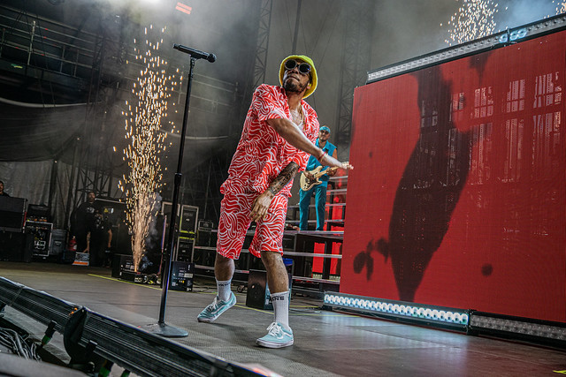 Anderson Paak & The Free Nationals Light Up The Chicago Lakefront