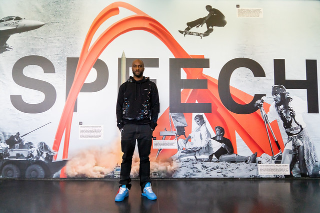 Off-White CEO & Kanye West Collaborator Virgil Abloh Secures First Major Art Exhibition