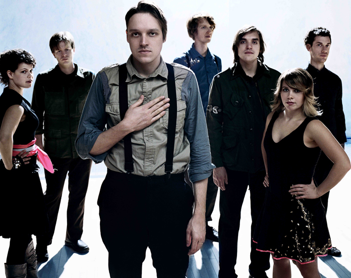 Arcade Fire Get All Philanthropic With Partners in Health
