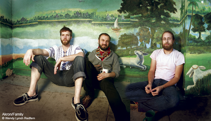 Akron/Family Annouces North American Tour