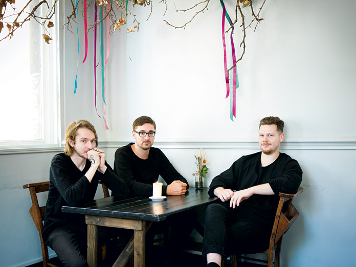 Alt J The Under The Radar Cover Story Interview Under