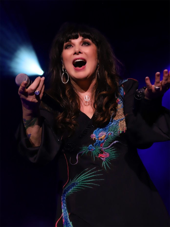 "Heart's Ann Wilson on Her New Song ""Tender Heart"""