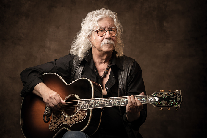 "Arlo Guthrie on His Dad, Protesting, and ""Alice's Restaurant"""