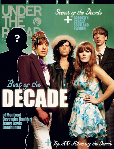 Who's on Under the Radar's Best of the Decade Cover? Jenny Lewis is.