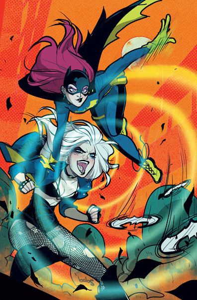 "Brenden Fletcher on Writing DC Comics' ""Black Canary"" and ""Batgirl"""