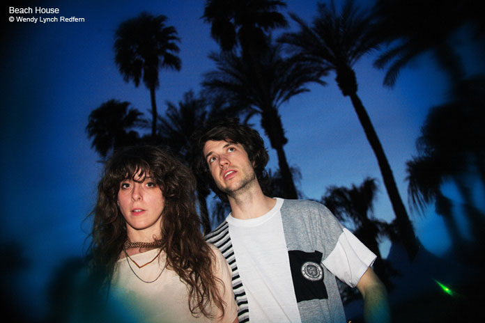 Beach House. Sex, Inspirations, and Video Collaborations