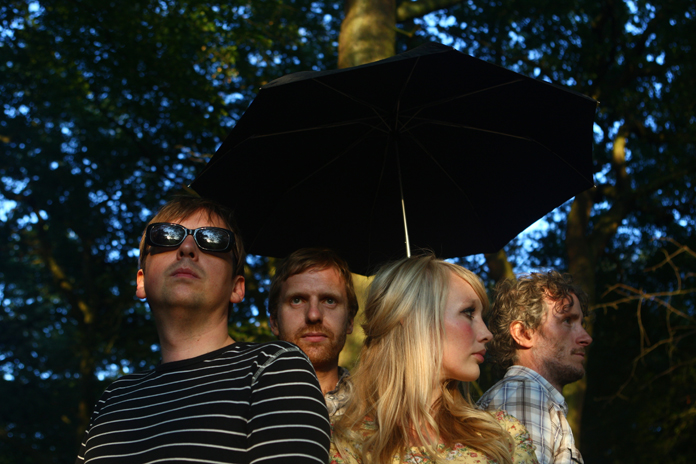 The Clientele Announce 2010 U.S. Tour