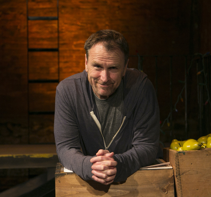 "Colin Quinn on His New Book ""Overstated"""