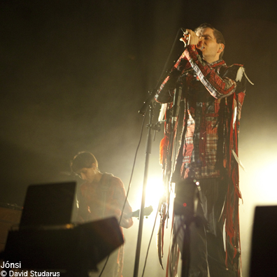 Photos and Review of Jónsi at the Fox Theater in Pomona