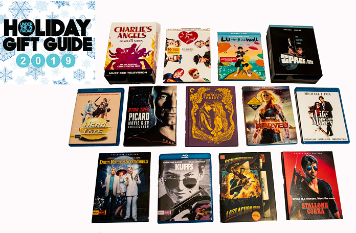 Under the Radar's Holiday Gift Guide 2019 Part 6: Blu-rays and DVDs (Part One)