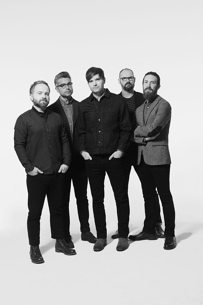 Death Cab For Cutie Announce EP with Covers of Georgia Artists to Benefit Fair Fight Action