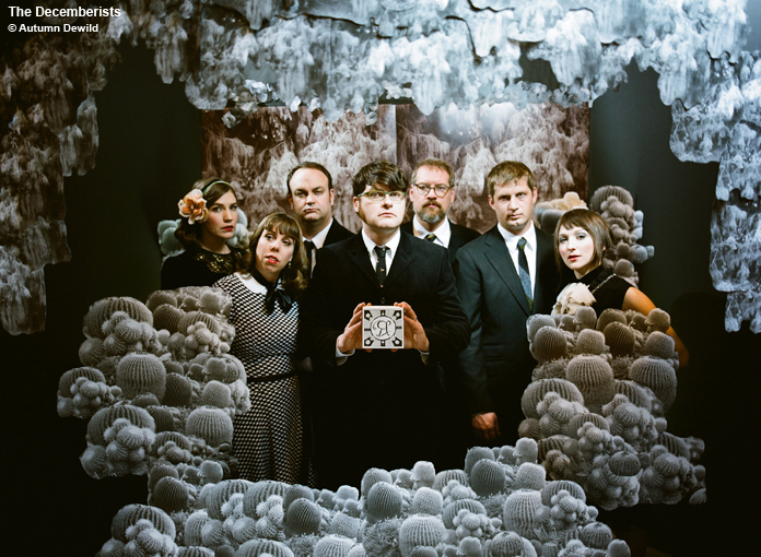 Isn't It A Lovely Night for the Decemberists?