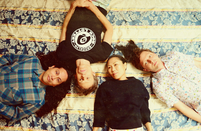 """Deerhoof Announce New Album, Share New Songs """"Future Teenage Cave Artists"""" and """"The Loved One"""""""