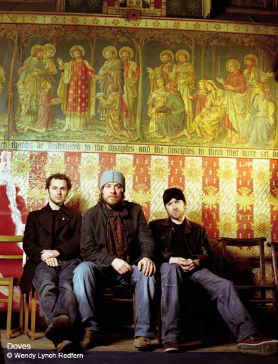 """Doves Announce Release of New Single, """"Andalucía"""""""