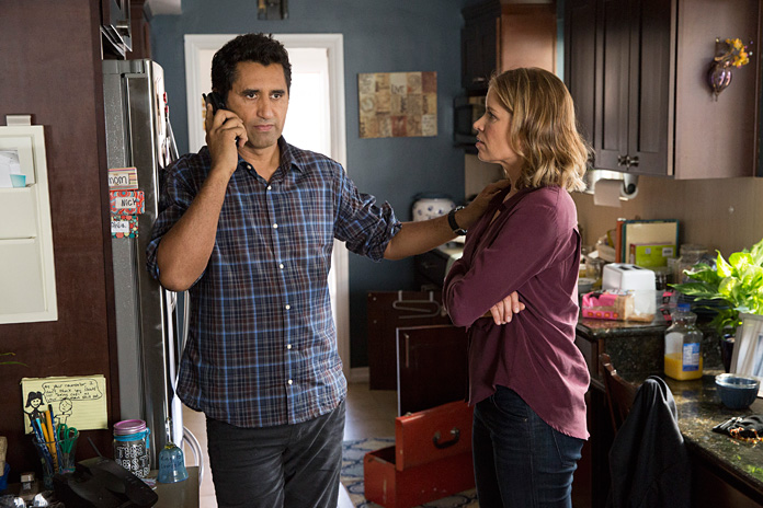 """Cliff Curtis, Star of """"Fear the Walking Dead"""""""