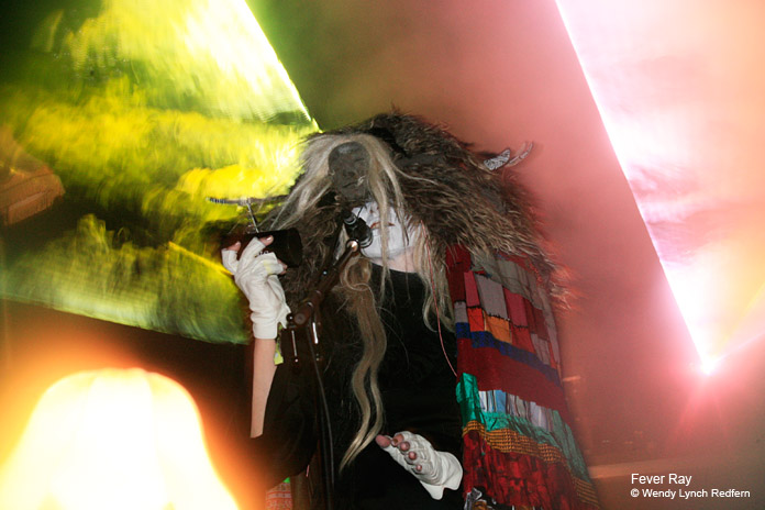 Coachella 2010 Day 1 Recap: Sleigh Bells, Yeasayer, Passion Pit, Grizzly Bear, and Fever Ray