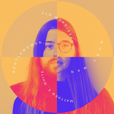 Richmond, Virginia singer/producer Matthew E. White and British singer Flo Morrissey have teamed up for Gentlewoman, Ruby Man, a collaborative album of covers due out next Friday (January 13) via Glassnote.
