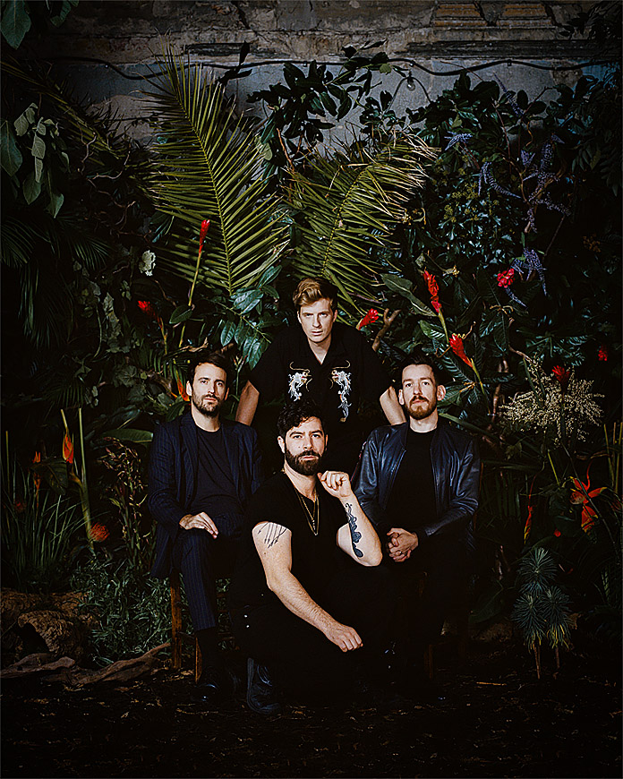 "Foals on ""Everything Not Saved Will Be Lost - Part 1"""