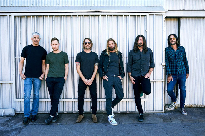 "Foo Fighters Share New Single ""Waiting on a War"" and Will Perform It on ""Jimmy Kimmel"" Tonight"