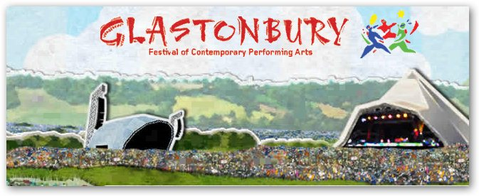 Glastonbury Lineup Unveiled