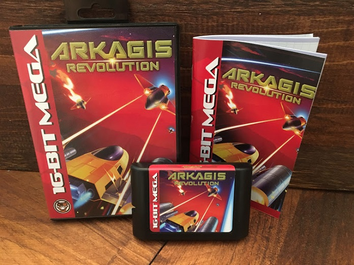 Gaming Frequencies: Arkagis Revolution