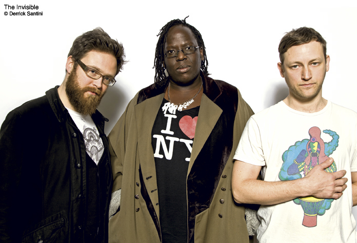 Mercury Prize Nominees The Invisible to Play New York Next Week
