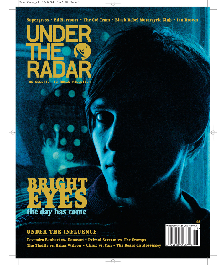 Issue 8 Project – Read Interviews with Tegan and Sara, Mew, Muse, Doves, My Morning Jacket, and Mo
