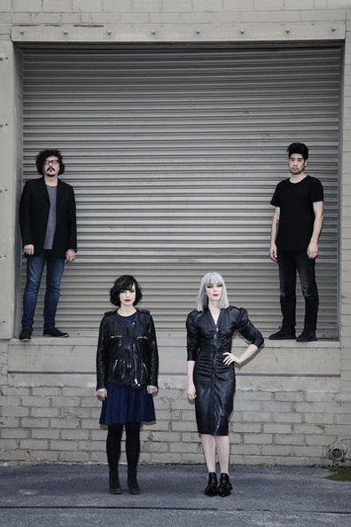 Ladytron Announce Remix EP, Share Free Download of