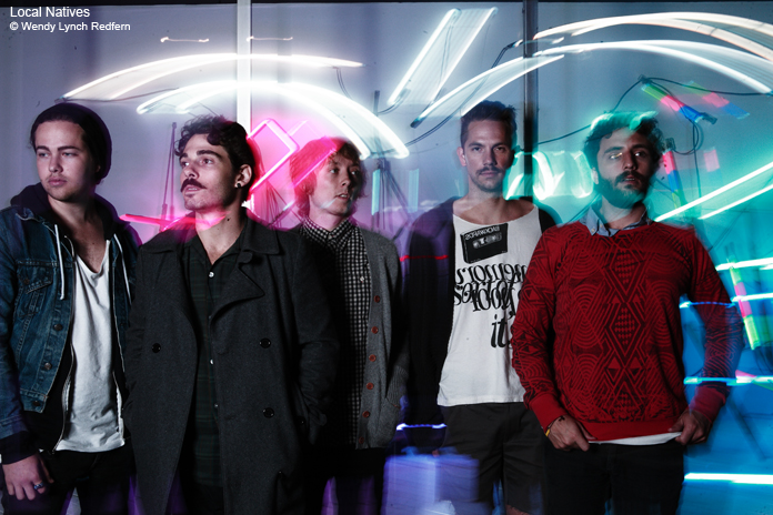 "Local Natives Release New Video for ""World News"""