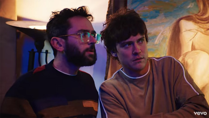 mgmt share weird and funny video for new song me and michael under the radar music magazine. Black Bedroom Furniture Sets. Home Design Ideas