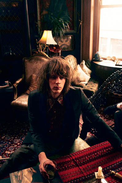 Wasted on the Youth Guest Blog: Mystery Jets' Blaine Harrison on Weezer