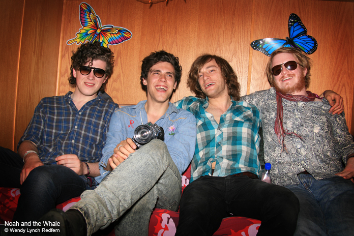 Noah and the Whale Announces U.S. Tour This October