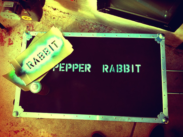 From the Road: Pepper Rabbit's Xander Singh