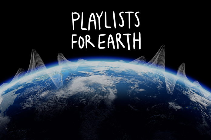 Playlists for Earth Campaign Features Brian Eno, alt-J, Anna Calvi, Coldplay, Hot Chip, and More