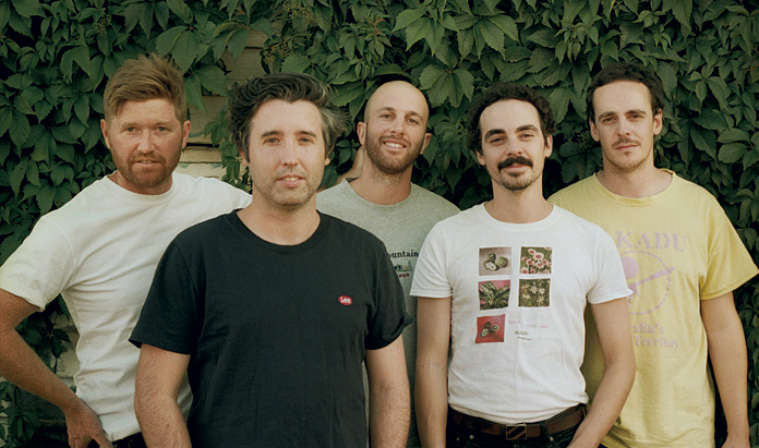 "Rolling Blackouts Coastal Fever on ""Sideways to New Italy"""