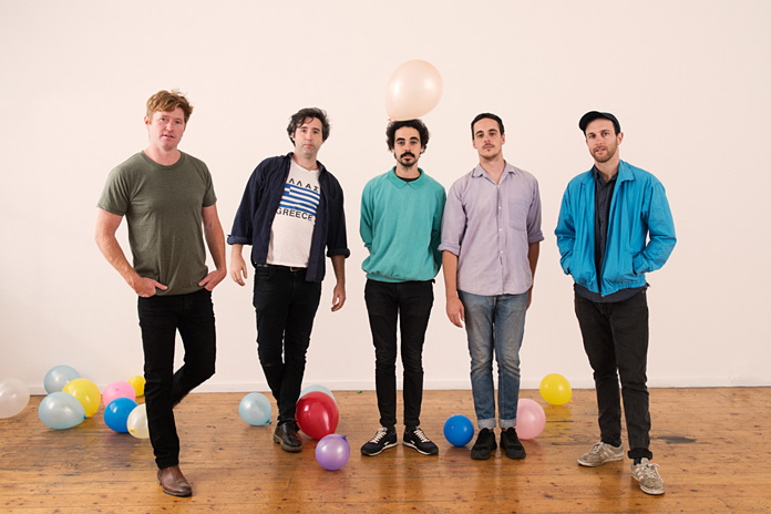 "Rolling Blackout Coastal Fever on ""Hope Downs"""