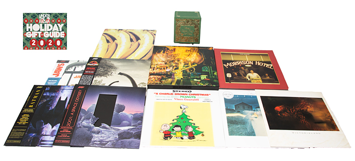 Under the Radar's 2020 Holiday Gift Guide Part 9: Music Reissues and Box Sets
