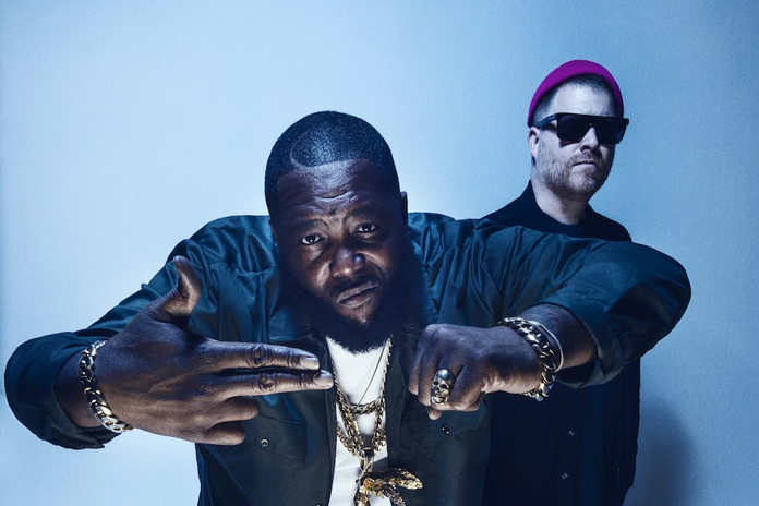 Run the Jewels Surprise Release Their New Album Two Days Early; Stream it Here