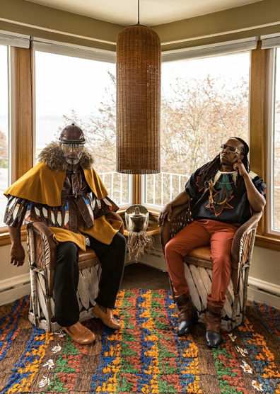 Shabazz Palaces Announce Second New Album Of 2017 And