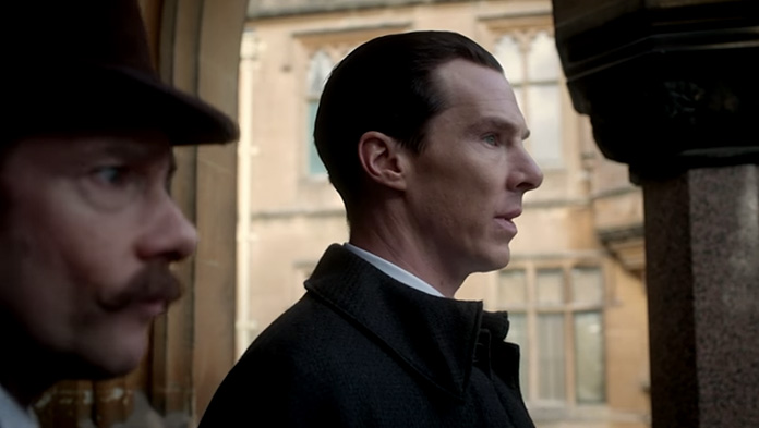 watch new trailer for sherlock christmas special set in victorian london - Watch Sherlock Christmas Special