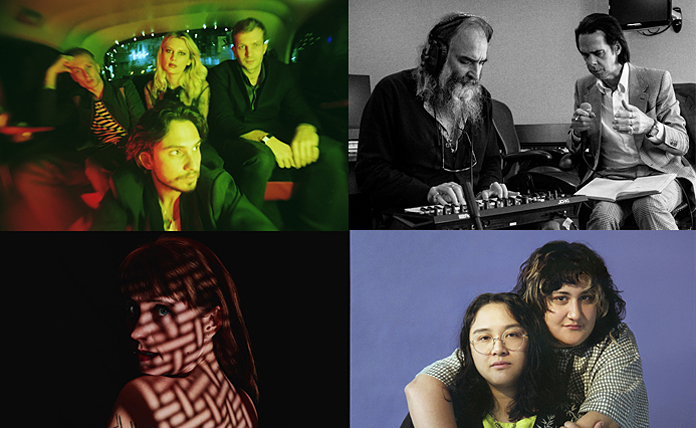 10 Best Songs of the Week: Wolf Alice, Nick Cave and Warren Ellis, Bachelor, and More