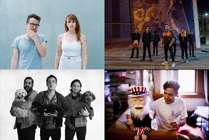 10 Best Songs of the Week: Wye Oak, Modest Mouse, Wolf Parade, Neon Indian, and More