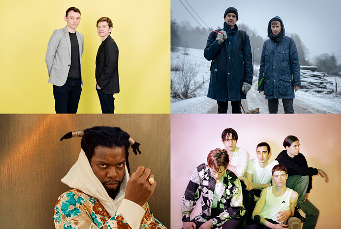 10 Best Songs of the Week: Field Music, Lost Girls, serpentwithfeet, Iceage, and More